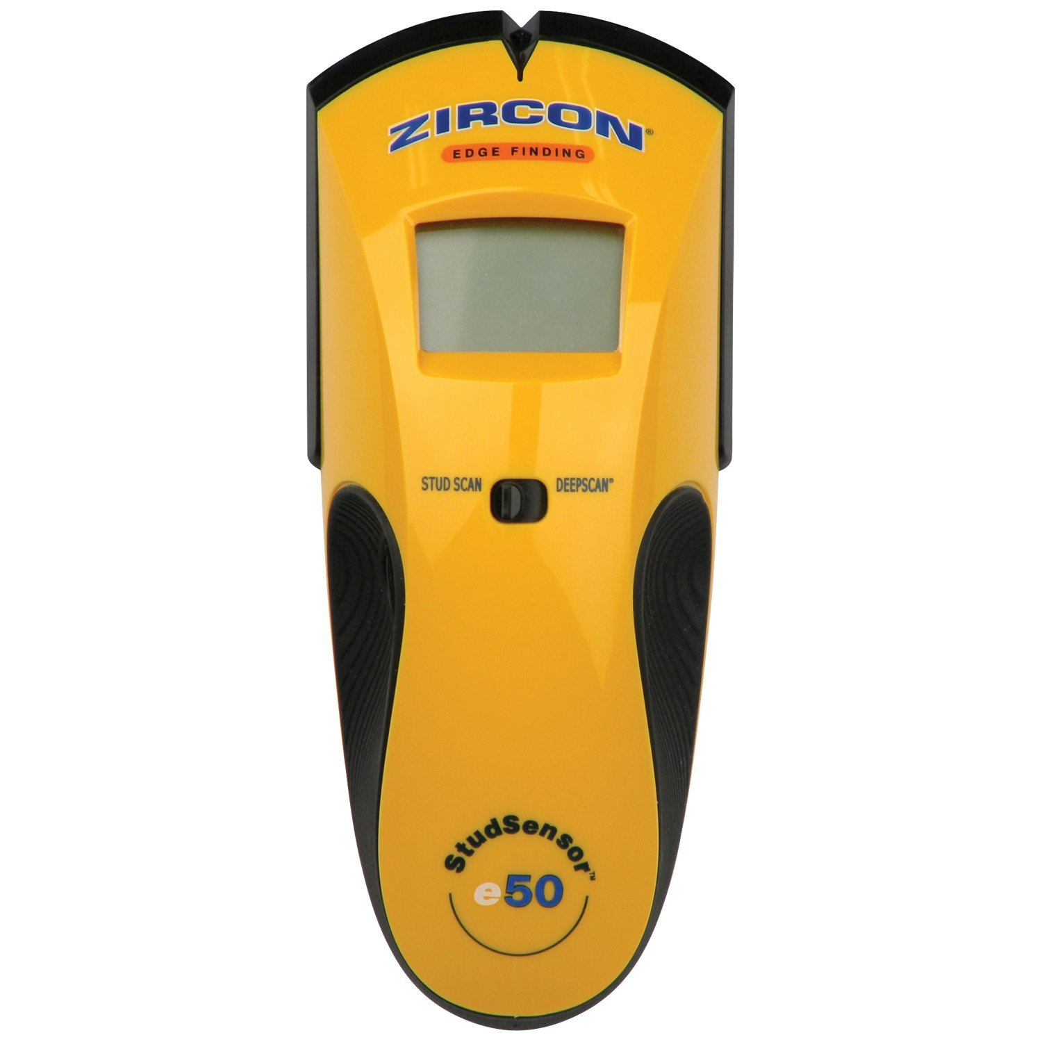 Zircon e50-FFP Stud Sensor e50 Edge-Finding Electronic Stud Finder with AC Wire Warning