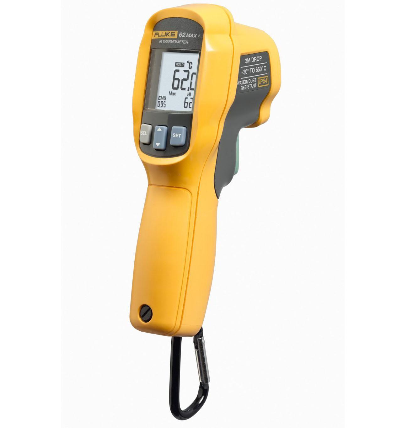 Fluke Infrared Thermometer 62 MAX Plus
