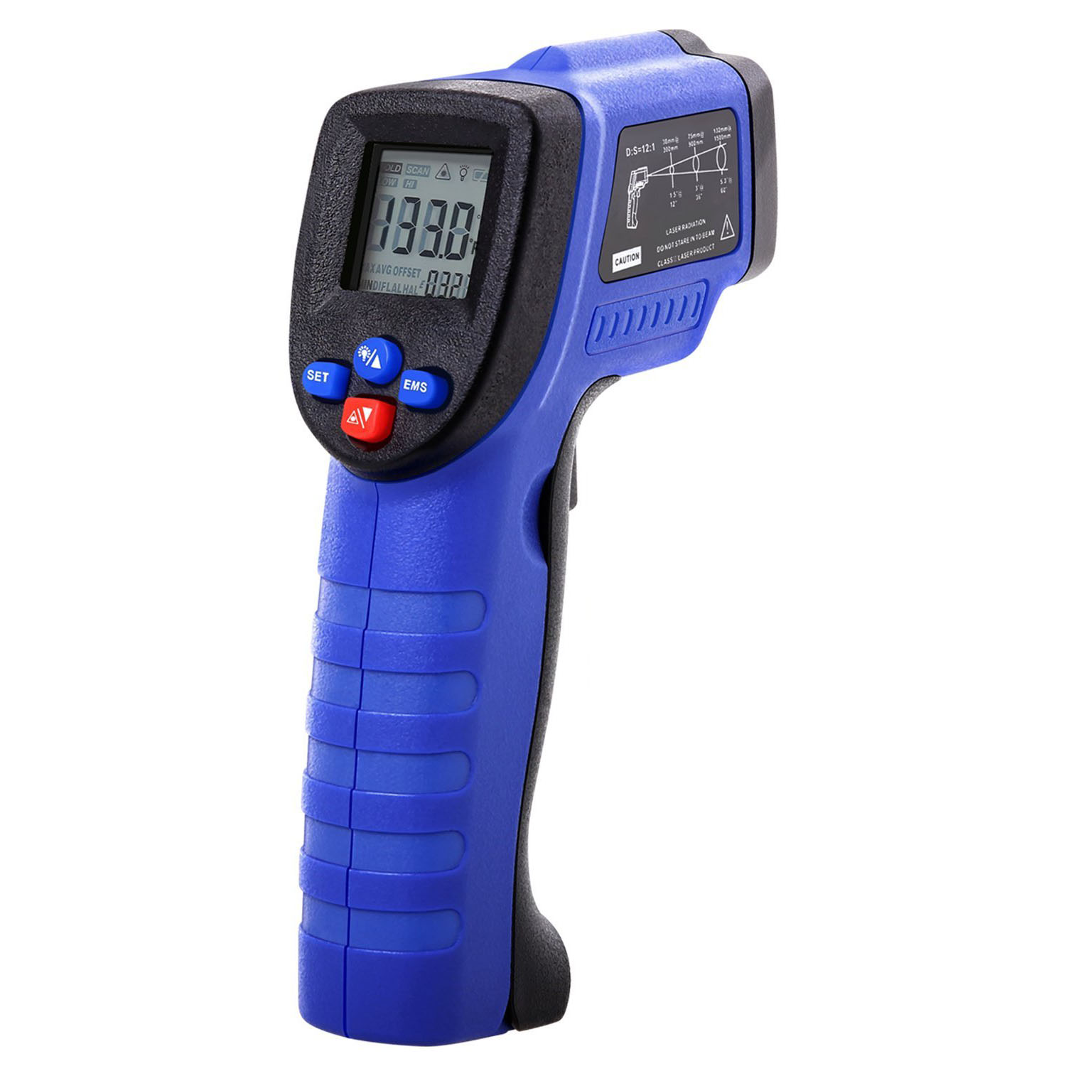 Koeson Professional Non-Contact Digital Laser Infrared Thermometer